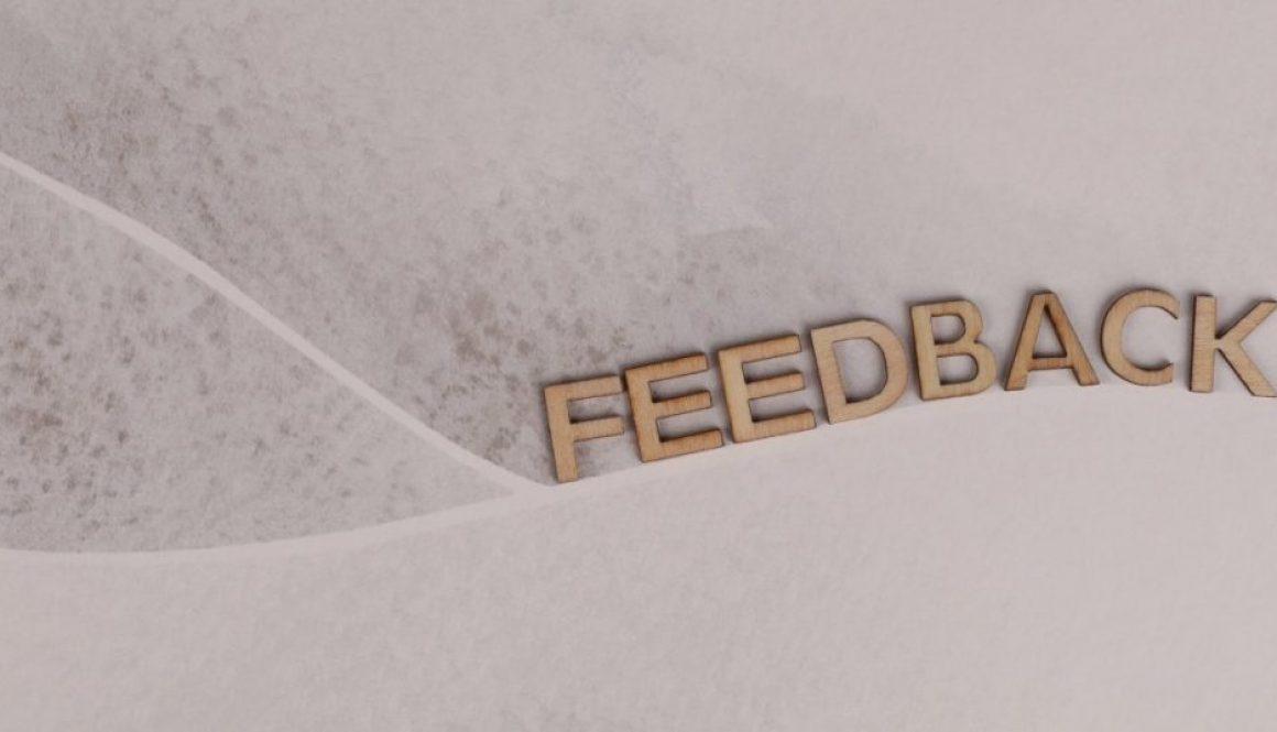 learner feedback