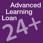 24+ advanced learning loan