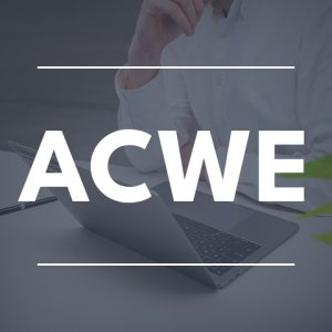 Level 3 Award in Assessing Competence in a Work Environment | ACWE