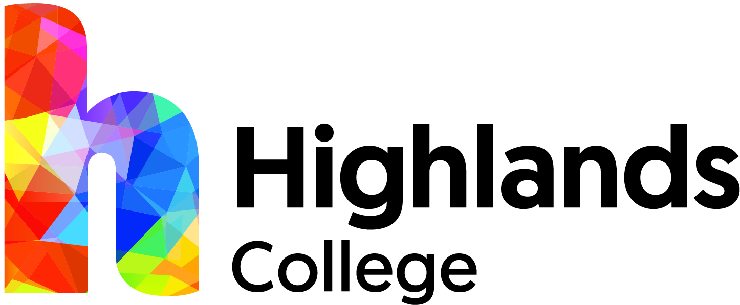highlands college logo