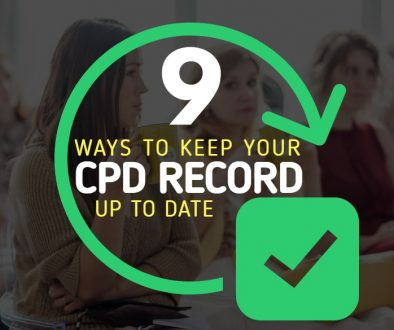 9 Ways CPD Record