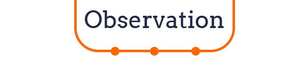 observation title