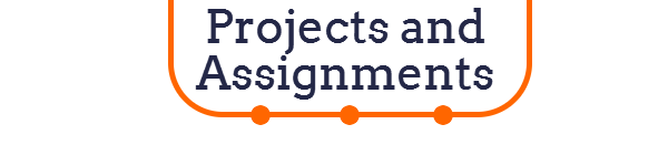 proj and assign title