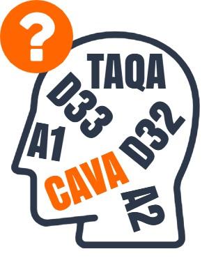 Head A1 CAVA TAQA