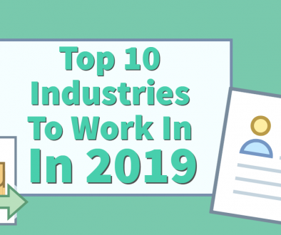 top10 industries 2019