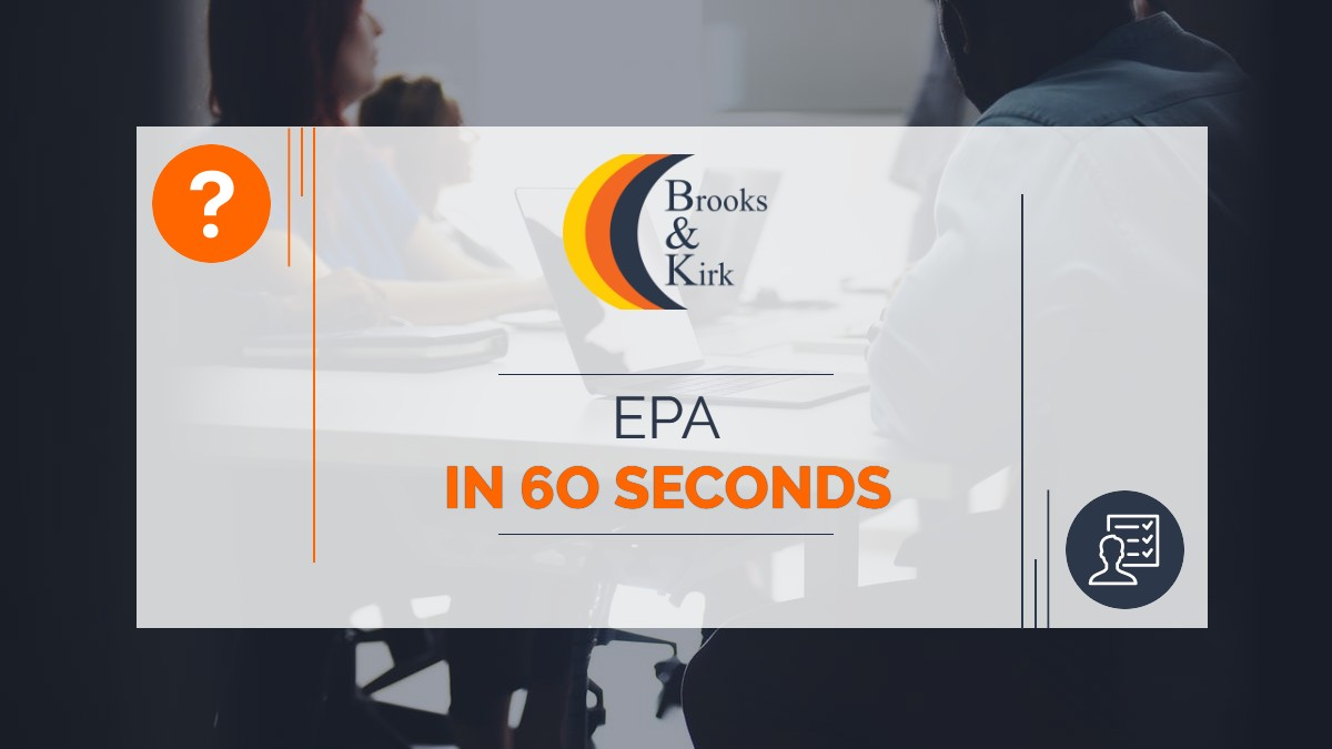EPA-in-60-seconds