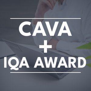 CAVA & IQA Award Bundle