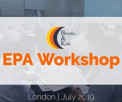 Brooks and Kirk EPA Workshop