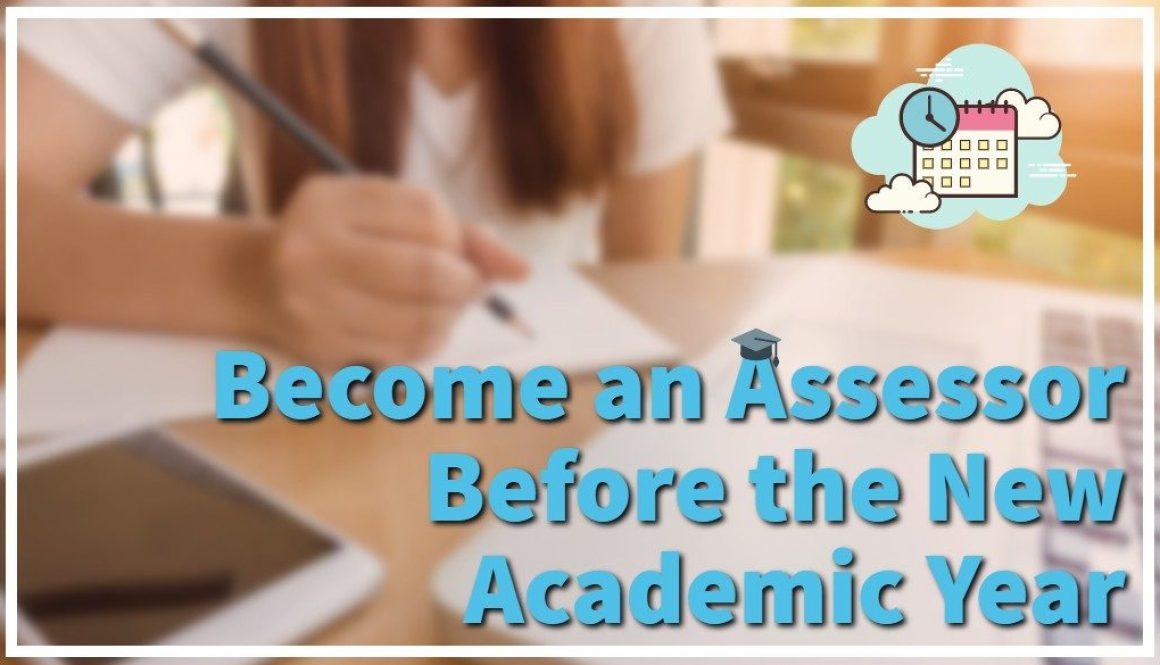 become assessor