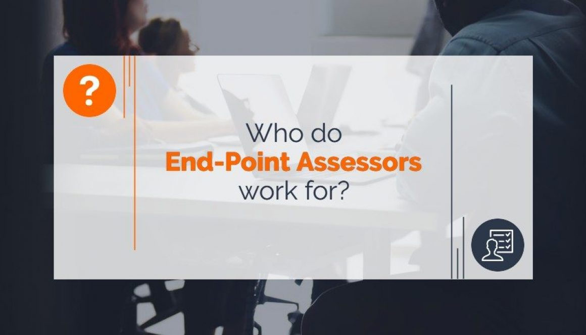 who-do-end-point-assessors-work-for