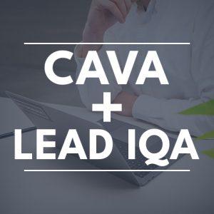 CAVA & Lead IQA Bundle
