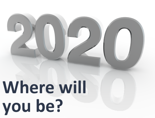 where will you be 2020
