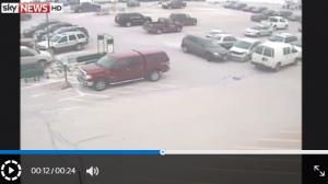 car park crash