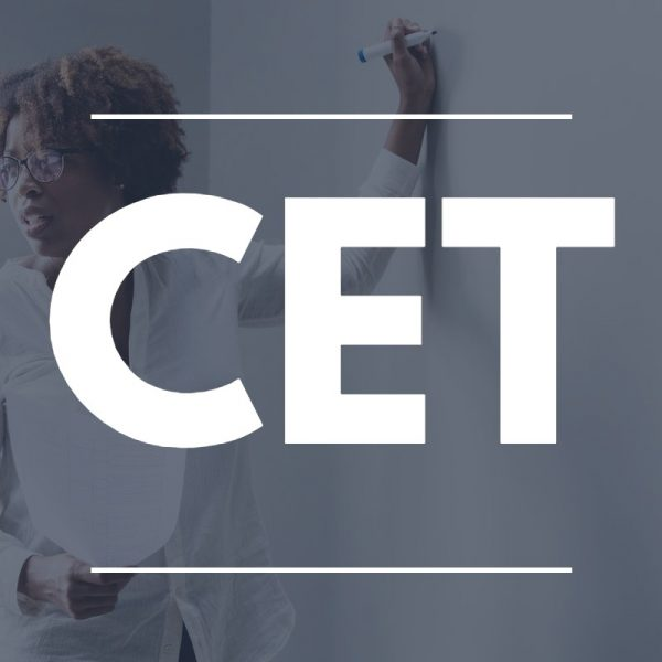 CET product page