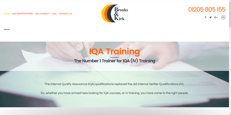 IQA-home-page