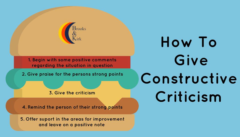 Zen and the Art of Constructive Criticism