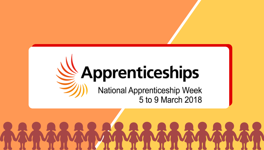 national apprenticeship week 2018