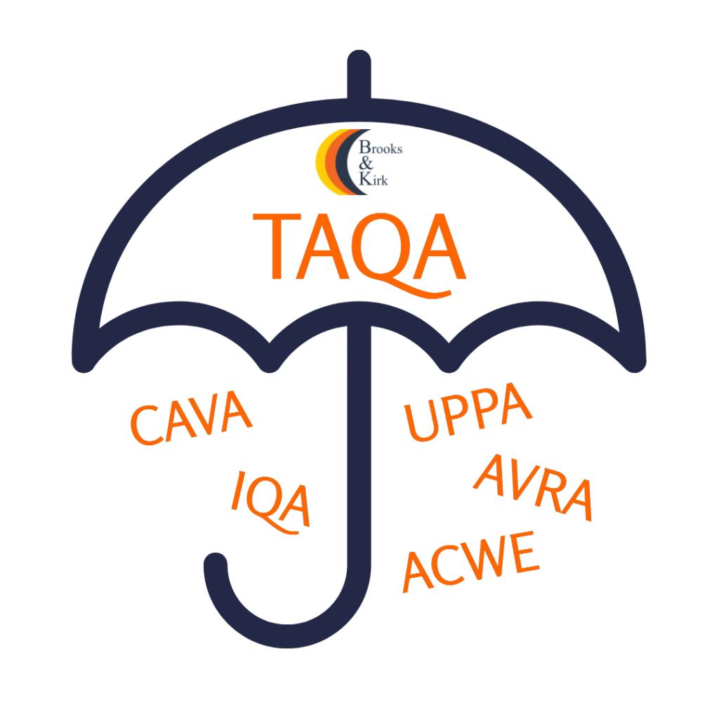 TAQA umbrella