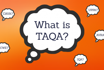 what is taqa
