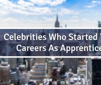 celeb apprenticeships