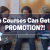online course promotion