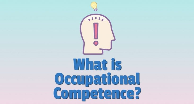 what-is-occupational-competence