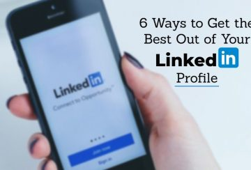 6 ways linkedin profile
