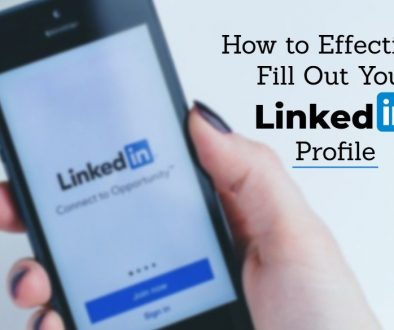 how to effectively fill out linkedin profile
