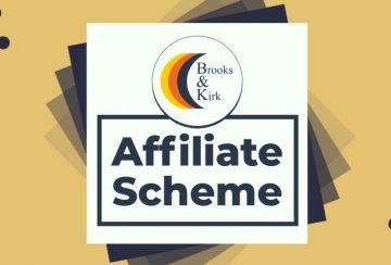 affiliate scheme brooks and kirk logo