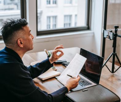 taking the micro teach online